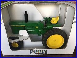 1/8 JOHN DEERE 4020 Tractor NIB Scale Model Signed By Joseph Ertl Made In USA