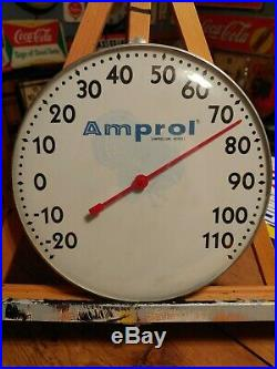 Amprol Thermometer