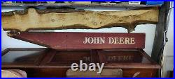 Antique Original John Deere Sign/Part