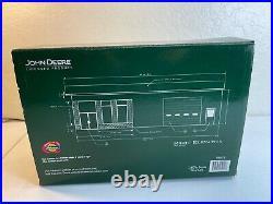 Athearn Ho 95911 John Deere Dealership Building & Sign, Cast Resin, Assemble