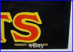DC Vintage John Deere Farm Implements Sign, Veribrite Signs, Chicago, 36 x 12