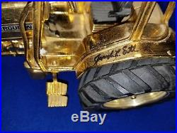 Ertl 1/16 CollectorGOLDMassey Furgeson 4270 Tractor Signed by ERTL! JLE1072
