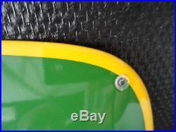 JOHN DEERE Agriculture Tractor Porcelain Enamel Emaille Schild Sign #271