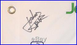 JORDAN SPIETH 1ST WIN Signed (FULL SIG) JOHN DEERE CLASSIC Golf Flag