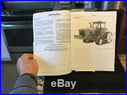 John Deere 8120T, 8220T, 8320T, 8420T, 8520T Tractors Operator Manual OMAR178071