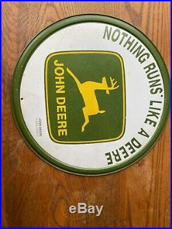 John Deere Home Decor Metal Signs
