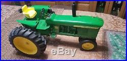 John Deere Model 4010 Tractor 18 Scale Signed Joseph L. Ertl 40th anniversary