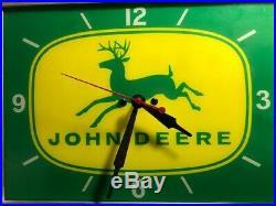 John Deere Sign