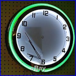 John Deere Tractor 12 Inch Metal Sign COMES IN FREE Neon Clock