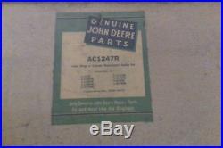 John Deere Tractor Model GP Gasket set