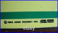 John Deere Tractor's, 2 Cylinder Tractor Porcelain Sign