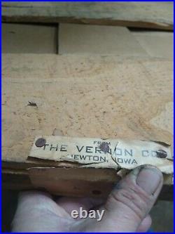 Nos John Deere Parts Sign