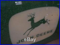 Plastic John Deere Sign