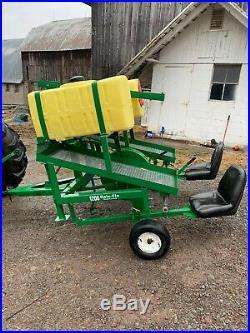 Rain Flo Water Wheel Transplanter