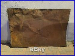 Rare John Deere Dealer Sign 1930's Large