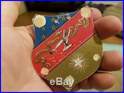 Rare John Deere Promo Trade Card Sign Original Vintage Old Farm Plow Moline ILL