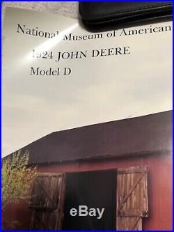 Smithsonian 1924 John Deere Model D Poster