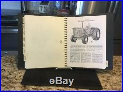 Vintage 1960 Original John Deere Tractor Sales Manual10 Series Tractors MINT