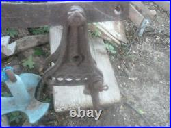 Vintage Antique Super Rare Primitive John Deere Ag Plow Dallas, Texas Area