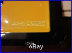 Vintage John Deere Sign Equipment Parking Only Ps30117 18 X 12