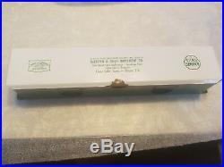 Vintage Original John Deere Cities Service Clear Lake Iowa Metal Towel Hold Sign